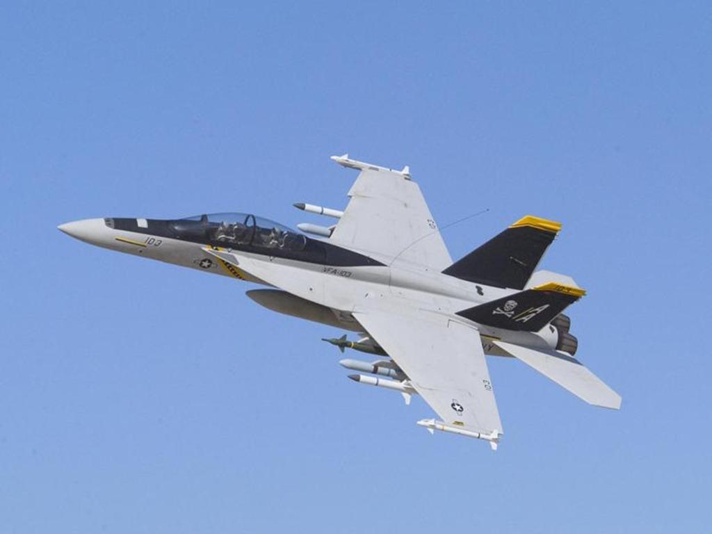 FA-18E Super Hornet Mi...